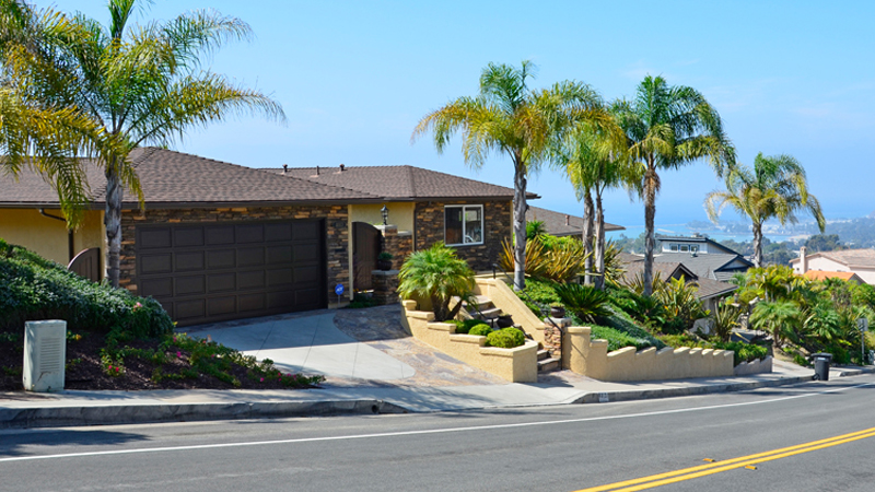 O'Kelly Pacific San Clemente Real Estate Custom Website Design