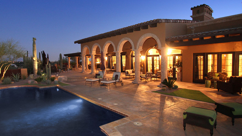 Grogan & Grogan Custom Luxury Tucson Real Estate Website