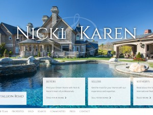Nicki and Karen Southern California Luxury Real Estate