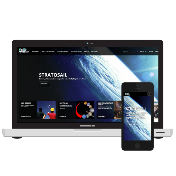 Global Aerospace Corporation Website