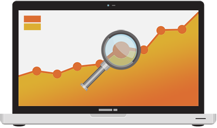 Bryt Designs SEO Analytics Upward Trend