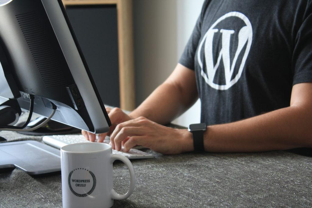 wordpress computer