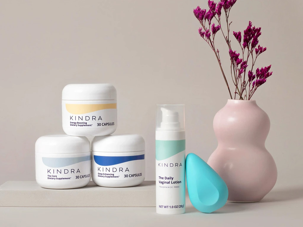 Our Kindra Women's Health Products
