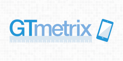 GTmetrix website speed test