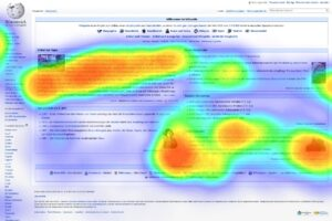 heat maps for web performance