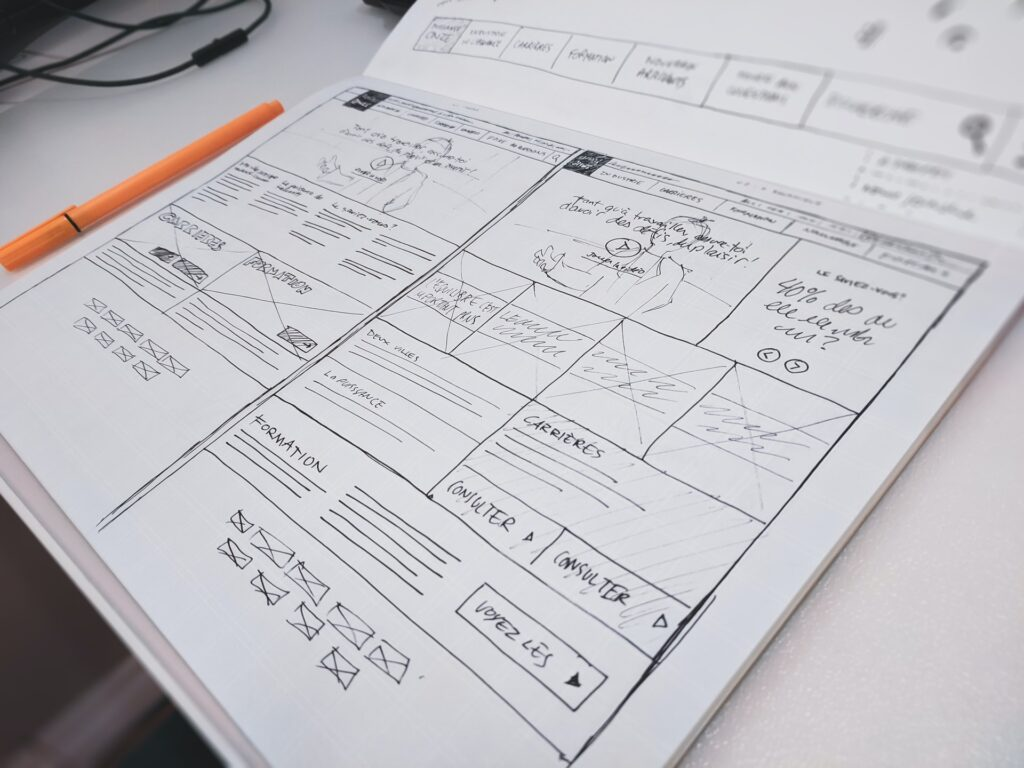 what not to include in a wireframe